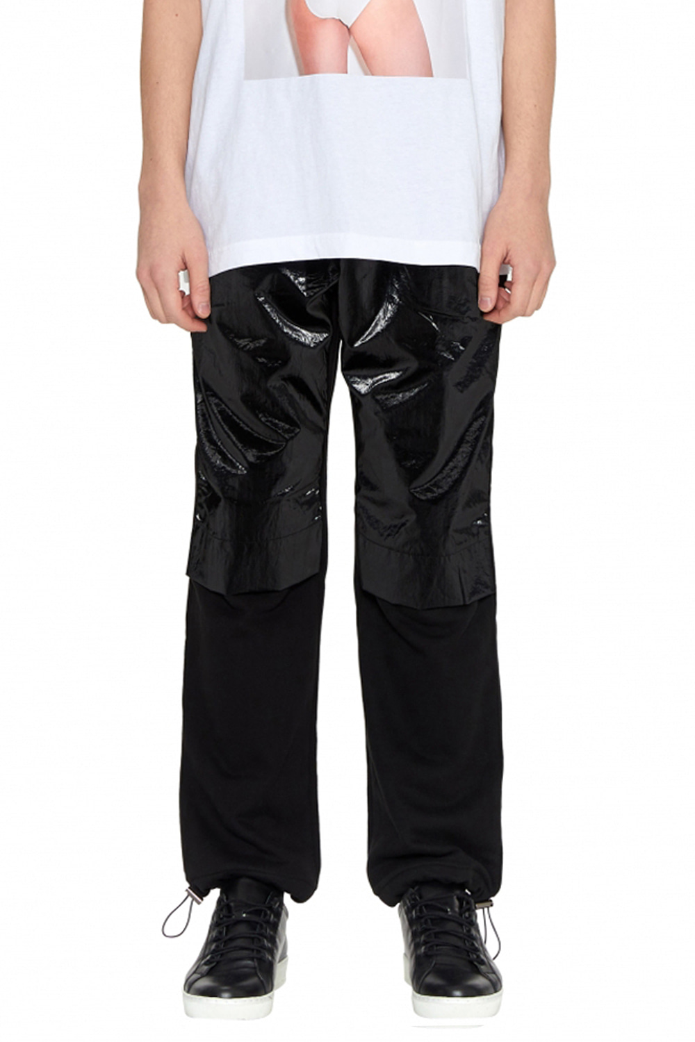 PU POINT LOUNGE TROUSERS