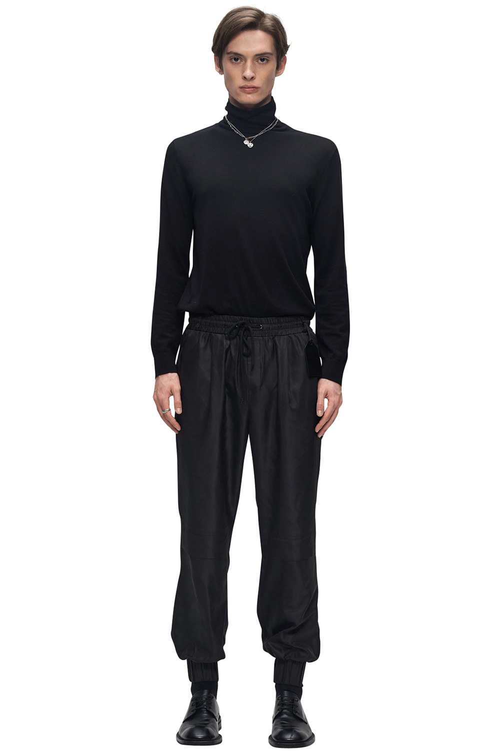 NYLON LOUNGE TROUSERS